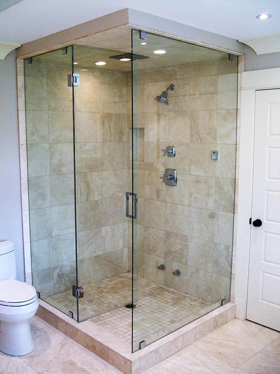 Shower Glass Van Go Glass