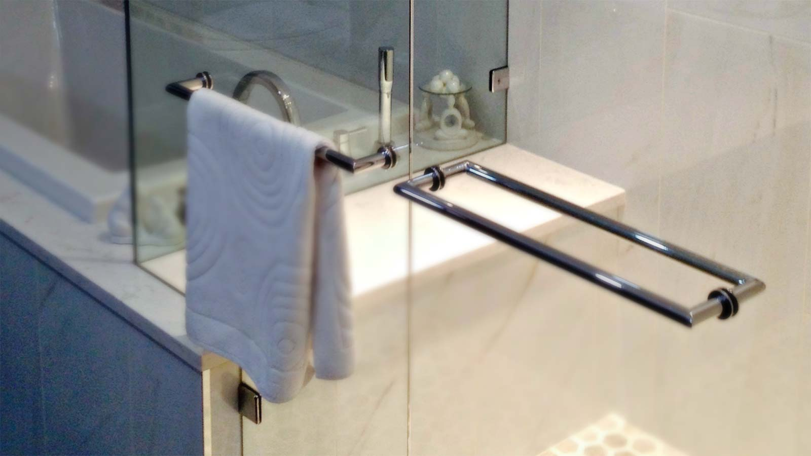 vango glass contemporary shower glass hardware